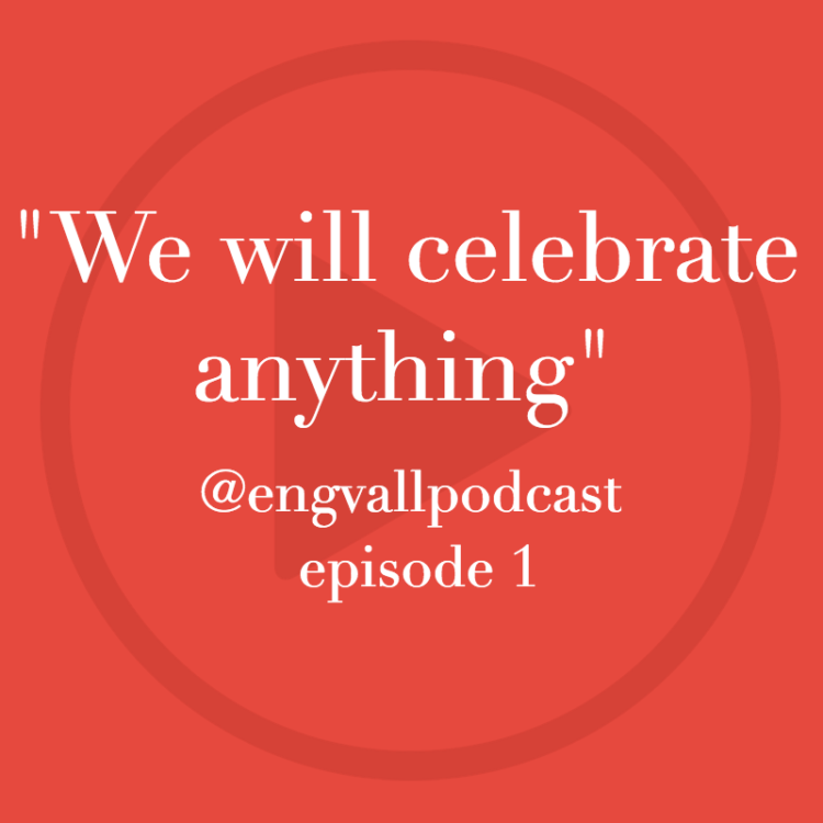 Bill Engvall Podcast | We Will Celebrate Anything