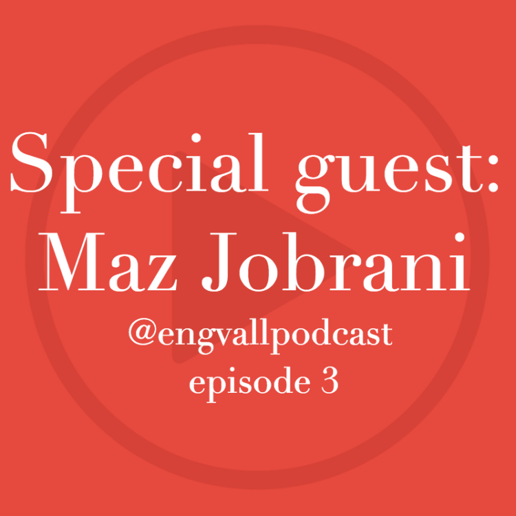 Bill Engvall Podcast | Special Guest Maz Jobrani