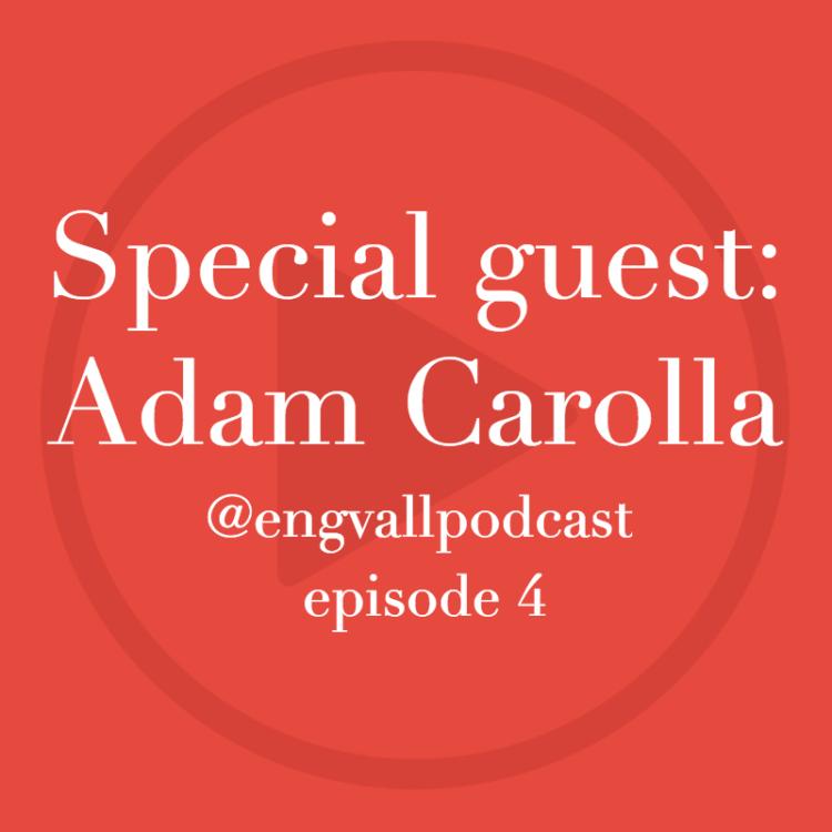 Bill Engvall Podcast | Special Guest Adam Carolla