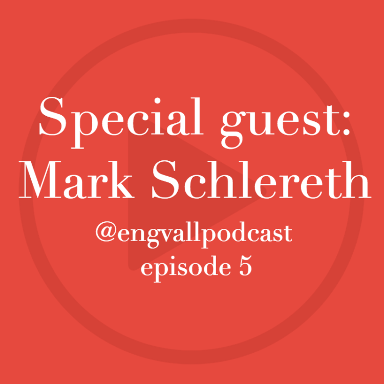 Bill Engvall Podcast | Special Guest Mark Schlereth