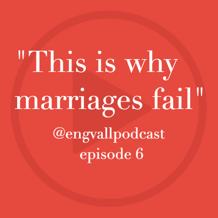Bill Engvall Podcast | This is why marriages fail