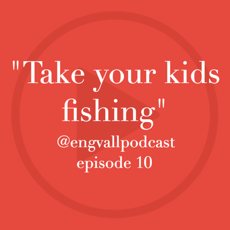 Bill Engvall Podcast | My Two Cents: Go Fishing