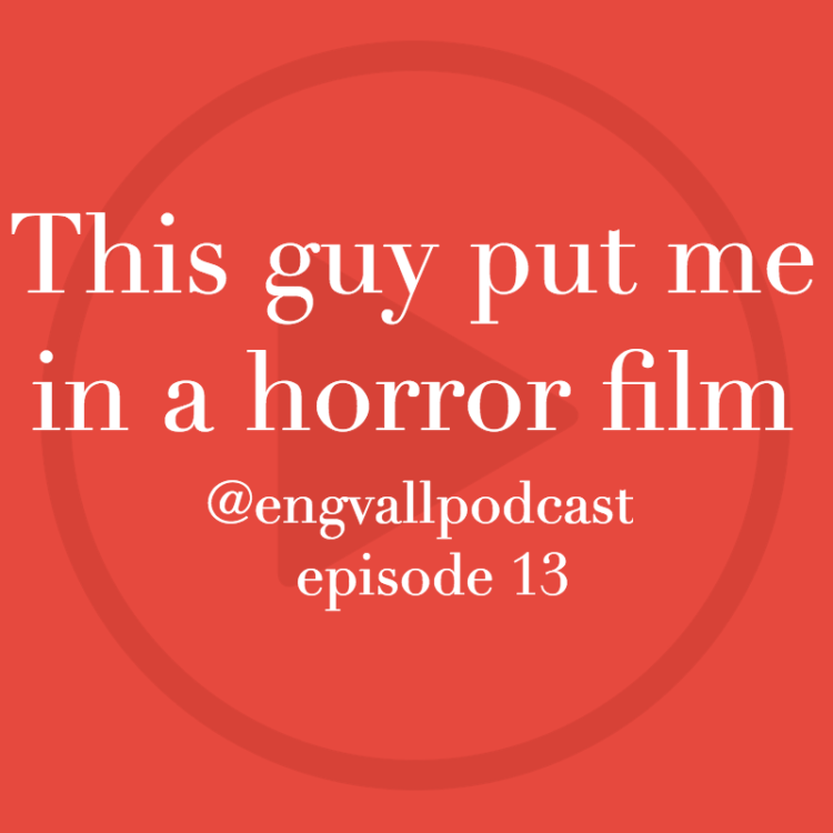 Bill Engvall Podcast | The Neighbor horror movie director