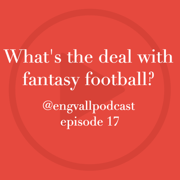 Bill Engvall Podcast | My two cents on fantasy football