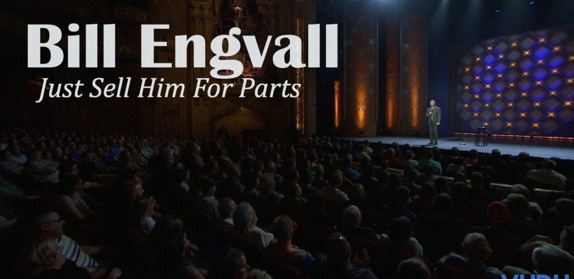 bill engvall releases new comedy special just sell him for parts