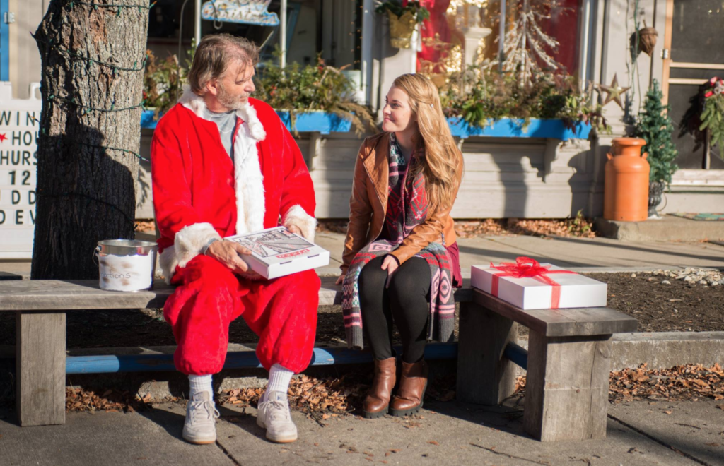 Bill Engvall, Santa Claus, Wish for Christmas, movie